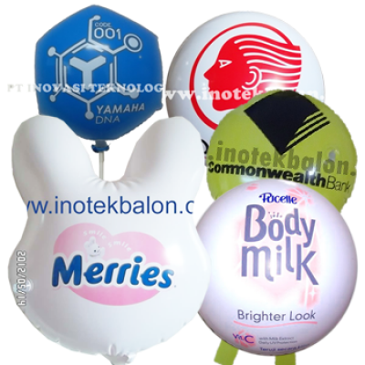 Balon Gantung & Stick Koin Bantal