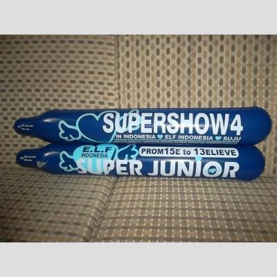 Balon Tepukan Penonton SuperShow 4