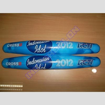 Balon Penonton Indonesian Idol