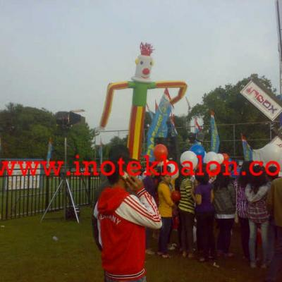 Balon Sky Dancer Ultah Inbox Sctv
