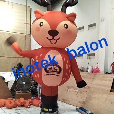 Balon Menari Rancamaya Golf